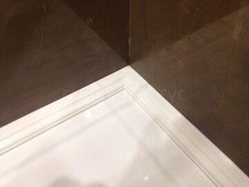 Плинтус для ванной комнаты АРТ.СП 14